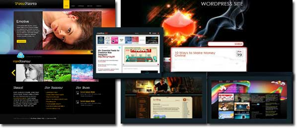 Partiendo de tu diseño maquetamos para WordPress para obtener un resultado prácticamente exacto a tu idea inicial.